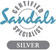 Sandals Certified Specialist Silver